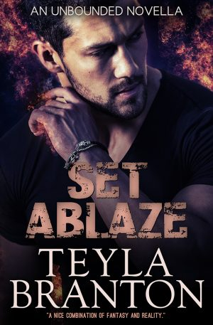 Cover for Set Ablaze