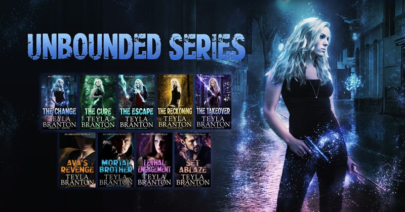 Unbounded Series by Teyla Branton
